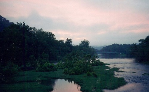 sunset mountains westvirginia rivers greenbrierriver monroecountywv greenbriercountywv summercountywv