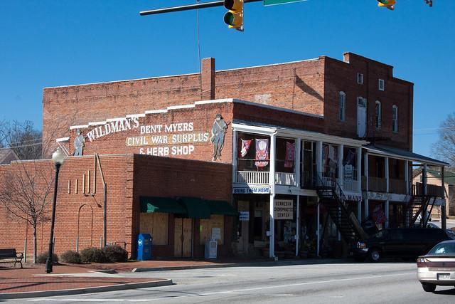 Civil War Surplus Shop