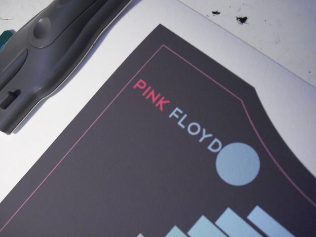 Pink Floyd vinyl sleeve 5