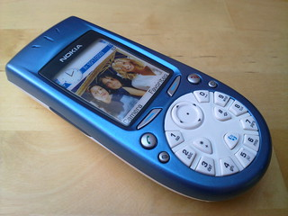 Nokia 3650 | by Andrew Currie