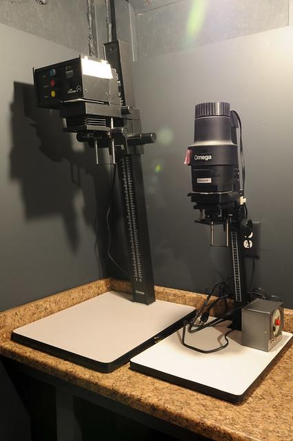 Home Darkroom Ready to go  | Got my home darkroom ready to g… | Flickr