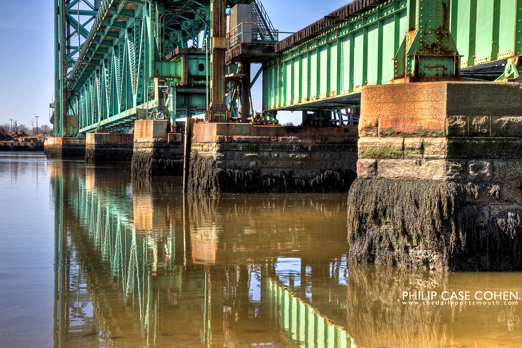 Sarah Long Bridge by Philip Case Cohen