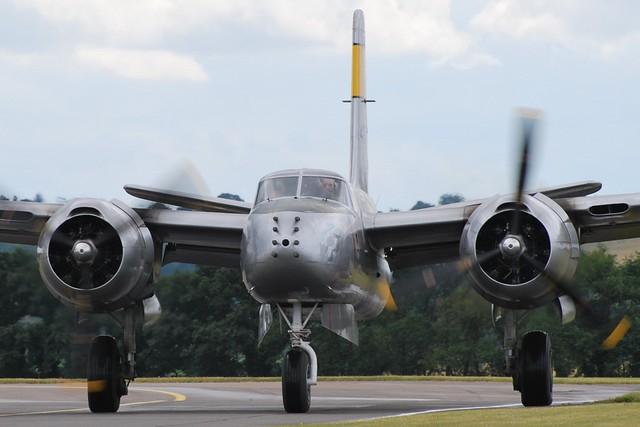A-26B Invader, N167B (USAAF 434602\S)