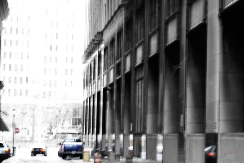 Lost in the City by UrbanPerspectiV