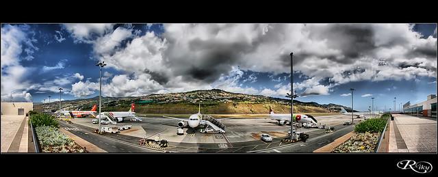 Aeropuerto de Funchal