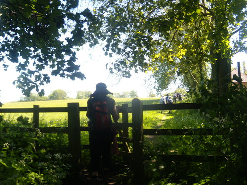 Shady gate Overton circular