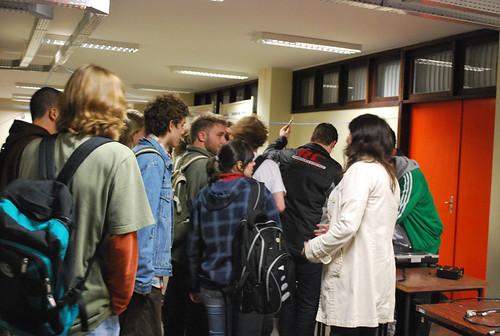 Apresentação do coletivo DAMA no espaço Santander Cultural de Porto Alegre | by FILE PRIX LUX