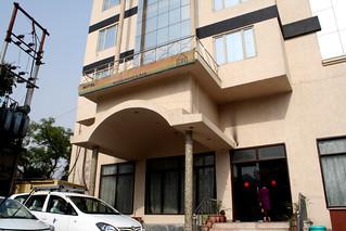 [India] Hotel Ganga Ratan Agra   by kimama_labo