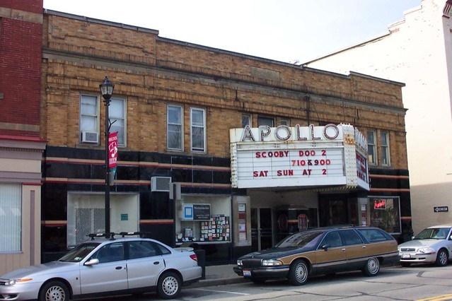 Apollo Theatre: Oberlin, Ohio