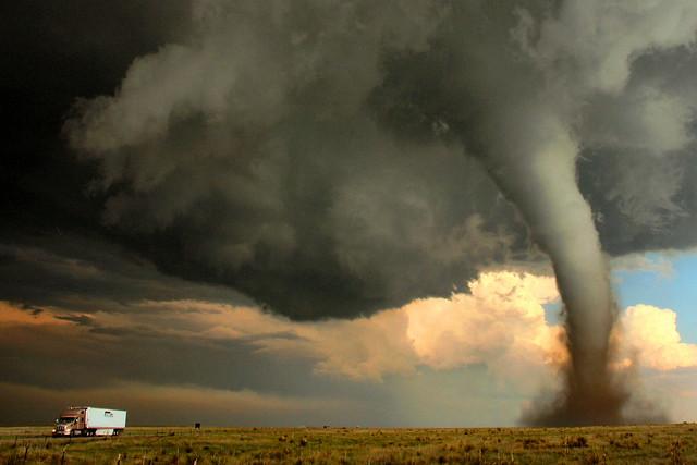 Campo, Colorado tornado of 31 May 2010
