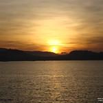 Dawn at the Banate Bay Shore