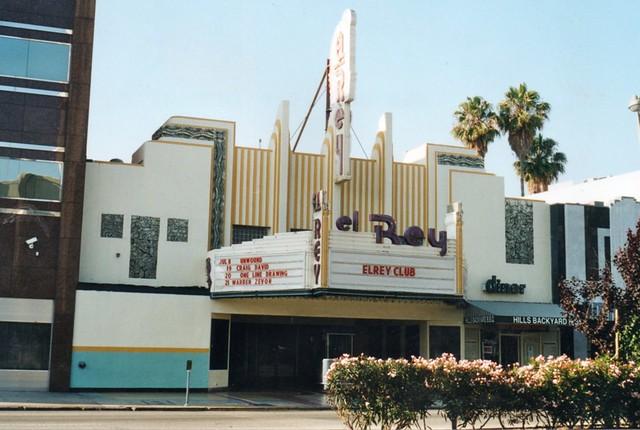 El Rey Theatre,  Los Angeles, Ca.,Wilshire Miracle Mile