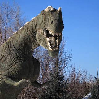 Ut Ogden George S Eccles Dinosaur Park Here Are