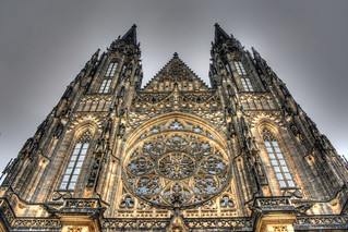 St. Vitus Cathedral | by Schwebbes