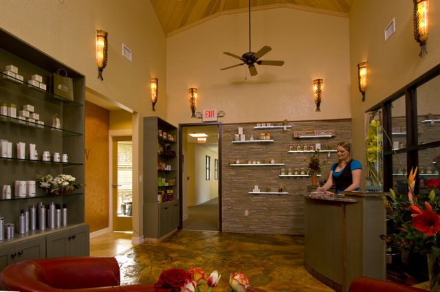 Spa at 'Tween Waters Inn Island Resort, Captiva Island Florida 12