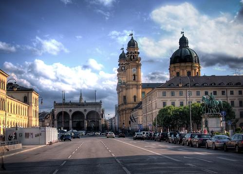 Theatine Church in Munich | by Werner's World