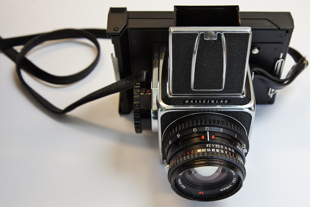 Hasselblad 500 C/M with Polaroid back #3 | turgidson | Flickr