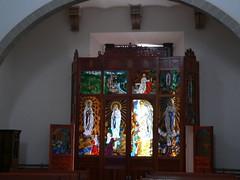Nuestra Señora de Lourdes, Tlaxco   by falgarra2002