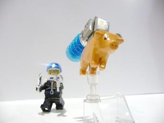 C'MERE PIG
