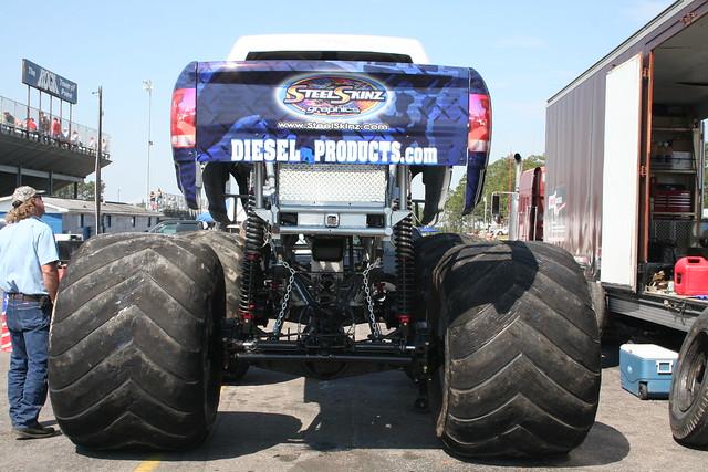 Diesel Monster Truck