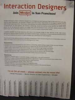 Mindjet - San Francisco, CA - Interaction Designer