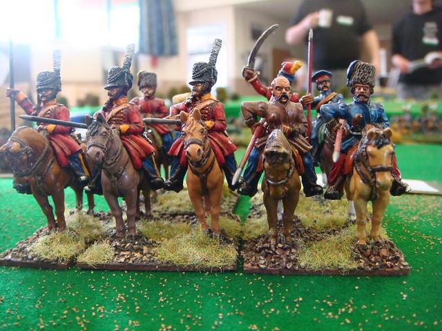 Heilsburg - Cossacks