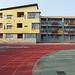 [校園建築] 色彩繽紛-南安國民小學