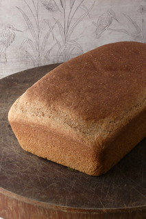 Easy No-Knead Whole Wheat Bread | by Kitchen Mouse