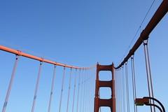Golden Gate Bridge | by LeDaemon