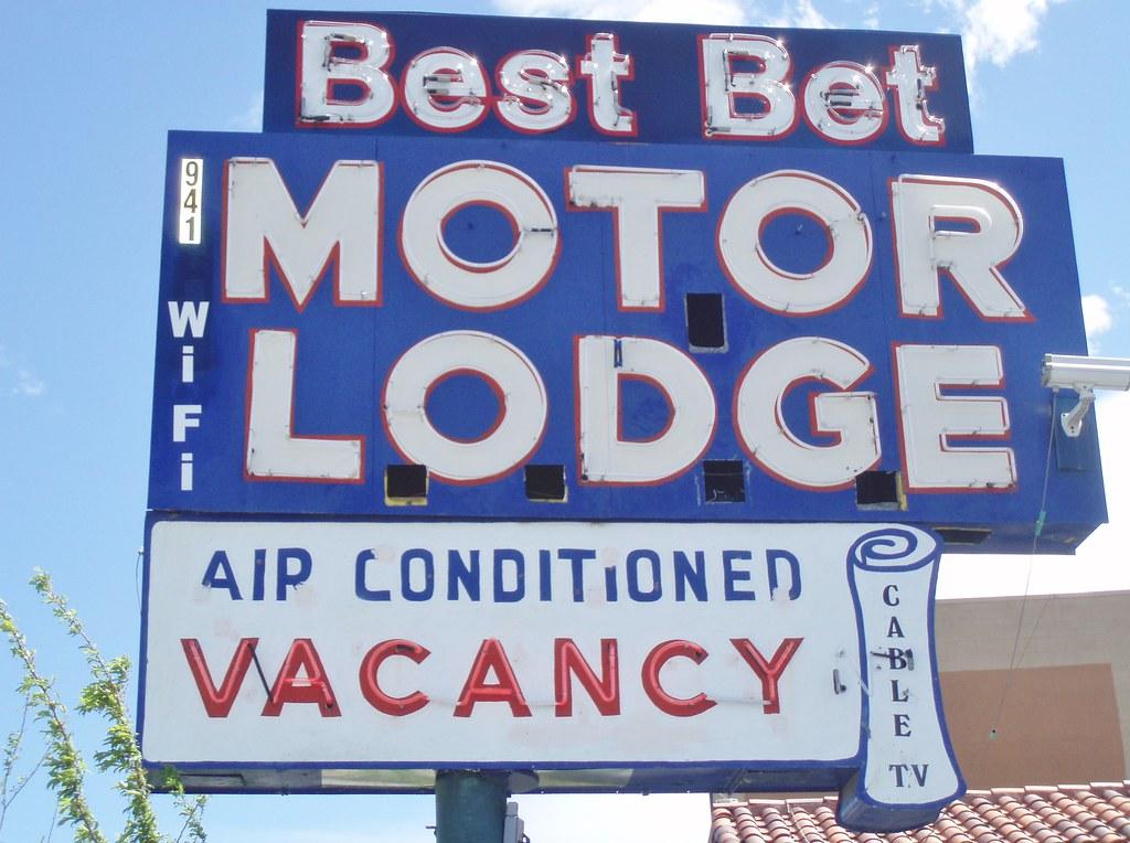 Best Bet Motors >> Best Bet Motor Lodge Reno Nevada 941 S Virginia St Frank