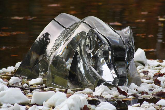 Exposition Jardins de Cristal à Bagatelle