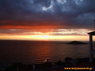 Kalymnos Winter Light