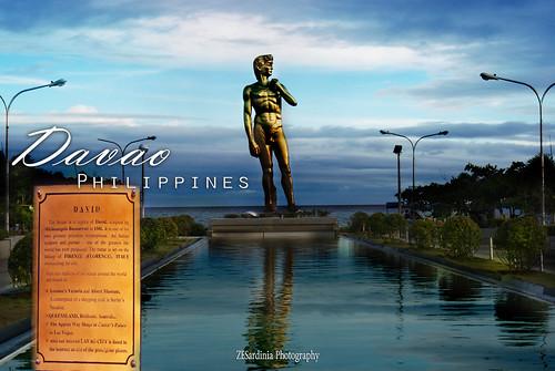 sky david nature statue landscape interesting philippines davaocity landsea photodramamen