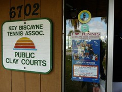 Key Biscayne Public Courts | by Dreaming Miami