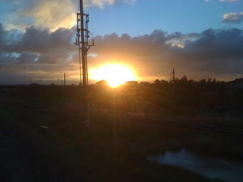 liverpool sunrise iphone
