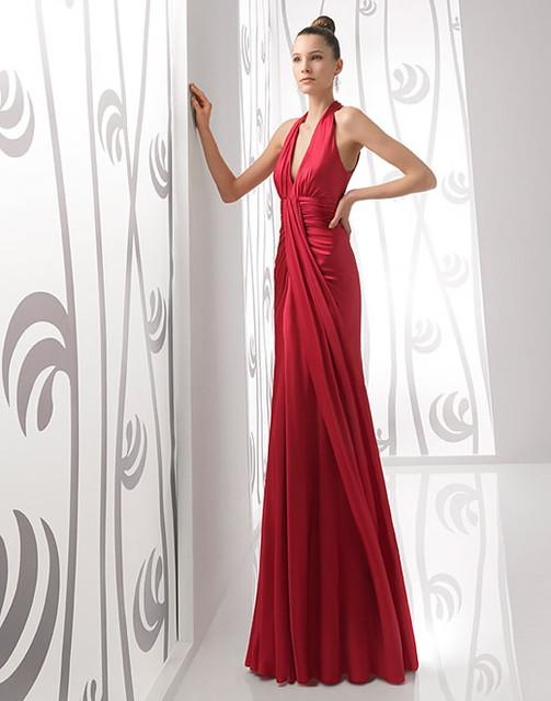 moda de lujo la venta de zapatos imágenes detalladas vestidos-de-fiesta-rosa-clara-2010-modelo-03 | Fiestas ...