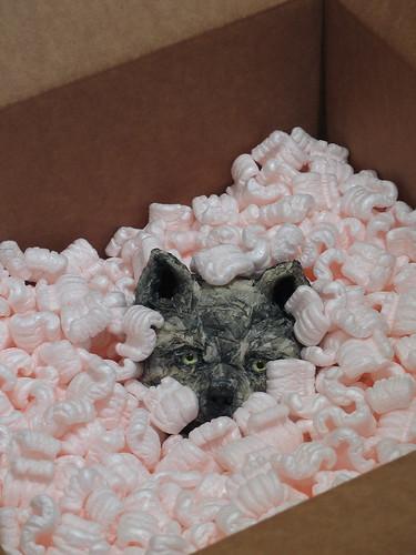 """Rune Olsen """"Priceless (Pom Pom - box detail)"""""""