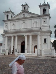 Church - Iglesia de Sushitoto, Cuscatlán, El Salvador