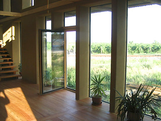 Passive house office Dattendorf Austria