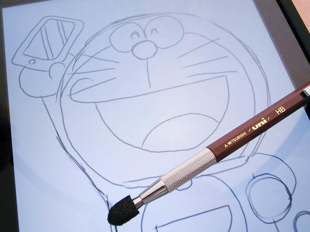 iPad & Stylus & Autodesk Sketchbook Pro | Katsuyuki Namba | Flickr