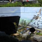Mural, Stony Run Park