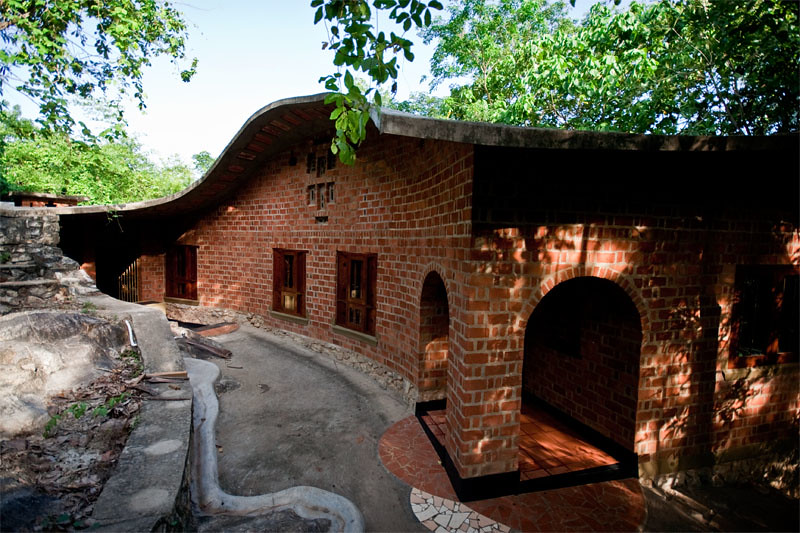 Laurie Baker Centre For Habitat Studies Seema