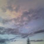黄緑→紫→ピンク