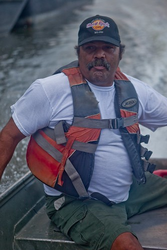 One must always wear their life vest | by Kris Krug