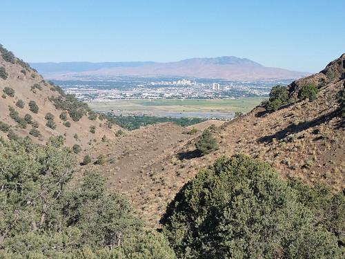 Reno from the Virginia Range | by simonov