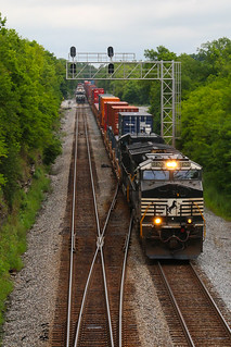 NS 25A, Faulconer, KY 7/6/2017 | by Bluegrass Railfan