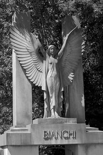 The Bianchi memorial