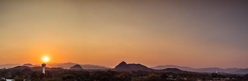 mueangchiangrai changwatchiangrai thailand th tambonsikham sunset sunsets mountain mountains