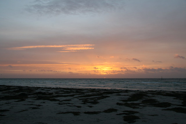 Sunrise in Greve - Denmark