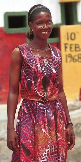 A Man Twenty Kotudo Bo - Ekumfi Ebriam Kyirem No1 Company Gyasedom Shrine 10th Feb 1968 Cape Coast Ghana April 1999 000 Sarah